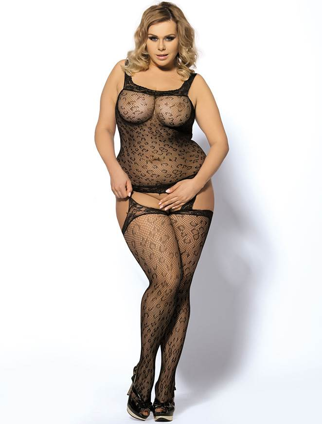 Plus Size Frauen nackt